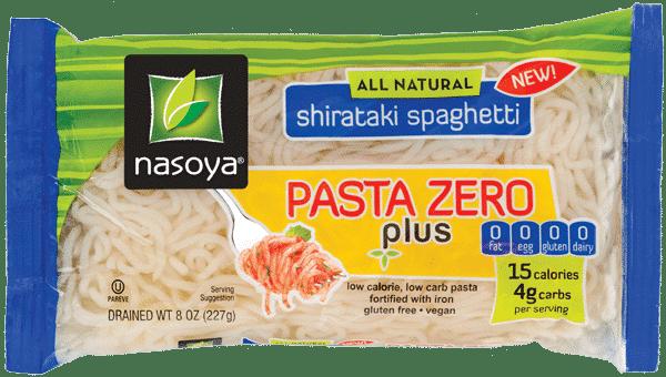 shirataki noodles without soy nasoya pasta zero  carb