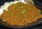 SOOKA KEEMA (DRY-COOKED SPICY GROUND MEAT)