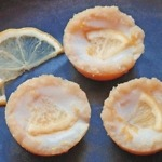 NO BAKE LEMON MINI TARTS: SUGAR-FREE, GLUTEN-FREE, EGG-FREE