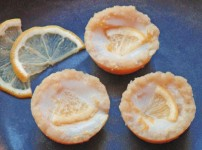 Lemon Tarts by Judy Barnes Baker