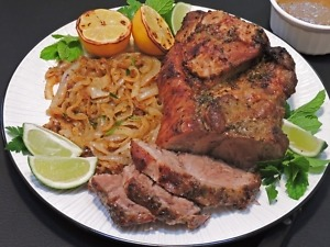 Pork with Mojo