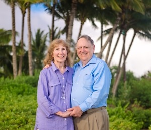 Hawaii Anniversary Picture